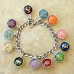 Vintage Zodiac Charms
