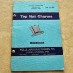 Vintage Charm Manufacturer Catalogs