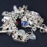 Vintage Charm Bracelets in Modern History