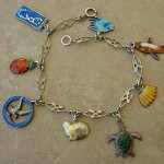 Vintage Thomas L Mott TLM Charms and Jewelry