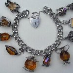 Vintage Chim And Nuvo Crystal British Charms