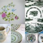Lovely Charms and Charming Dinnerware – A Heavenly Match