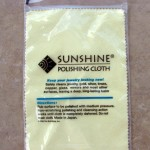 Sunshine Polishing Cloth Is The Best Jewelry Cleaner