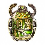 Egyptian Scarab Beetle Jewelry