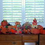 Fitzcharming's Stuffed Pumpkin Collection