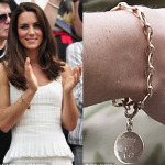 Kate Middletons Royal Charm Bracelet