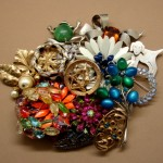 Ten Ways To Accessorize With Vintage Pins