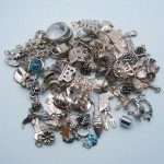 I Bought Lots Of Vintage Silver Charms