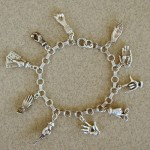 Time On My Hands – Assembling My Hands Charm Bracelet