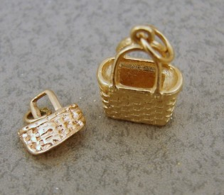 Did You Know Longaberger Baskets Made Charms?