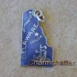 Delaware State Nickname Charm