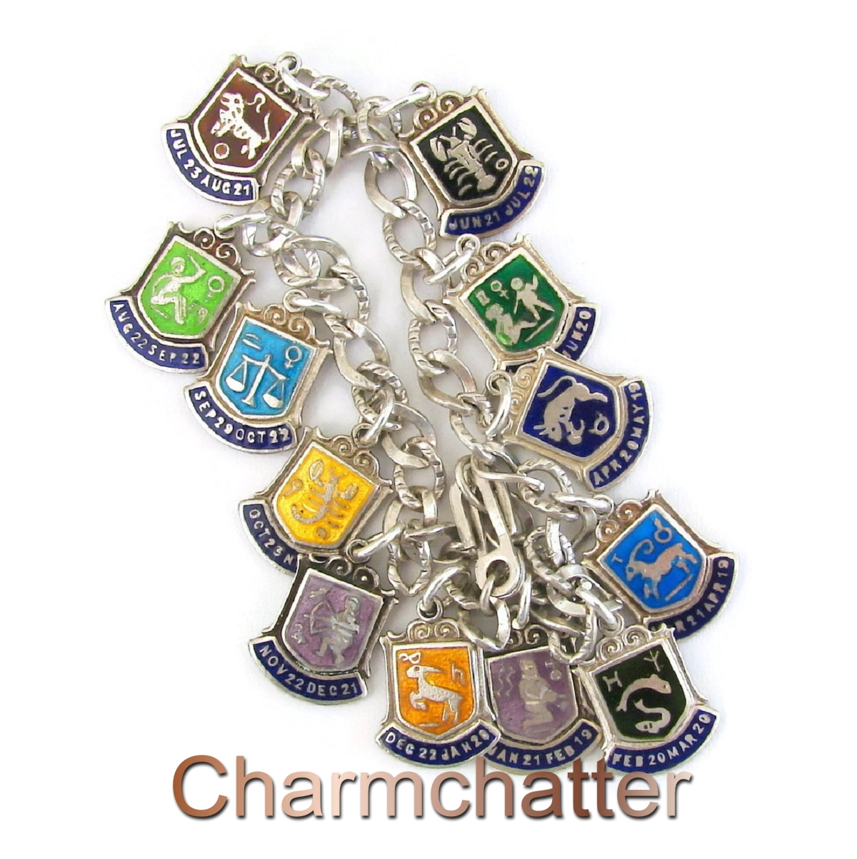 7105058c91e98 CharmChatter Vintage Charms and Charm Bracelets