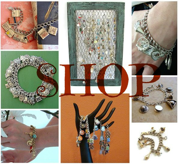 Charmcrazey Vintage Charms and Charm Bracelets
