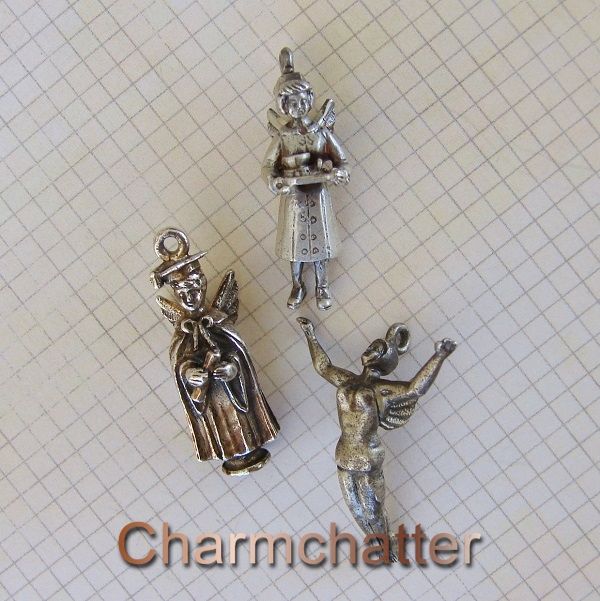 creed angel vintage charms