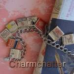 Collecting Vintage Matchbook Charms